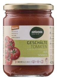 Naturata Bio Demeter Geschälte Tomaten in...