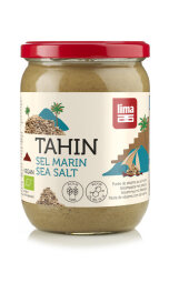 Lima Tahin Sesammus mit Salz Bio 500g