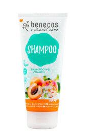 Benecos Shampoo Aprikose & Holunderblüte 200ml