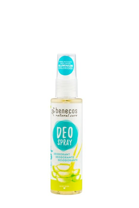 Benecos Bio Deo-Spray Aloe Vera 75ml