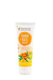 Benecos Hand- & Nail Cream Sanddorn & Orange 75ml
