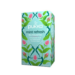 Pukka Bio Mint Refresh Tee 20 Beutel