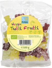 Pural Bio Tutti-Frutti Fruchtgummi 100g