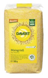 Davert Bio Maisgrieß-Polenta 500g