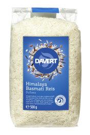 Davert Basmati Reis weiß 500g