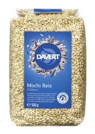 Davert Bio Süßer Reis Mochi-Reis 500g