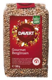 Davert Bio Berglinsen 500g