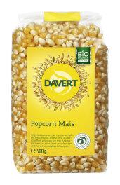 Davert Bio Popcorn-Mais 500g
