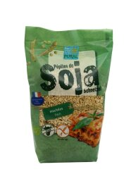 Pural Bio Soja-Schnetzel fein 200g