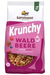Barnhouse Krunchy Pur Waldbeere 380g