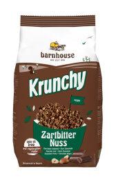 Barnhouse Krunchy Zartbitter-Nuss 380g