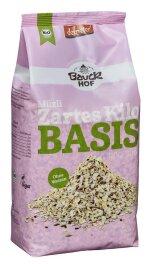 """Bauckhof Bio Basis-Müzli """"Das zarte Kilo"""" 1kg"""