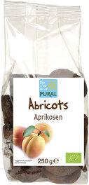 Pural Bio Aprikosen entsteint 250g