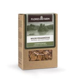 Flores Farm Wilde Pekannüsse 75g