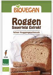 Biovegan Roggen Sauerteig Extrakt 30g