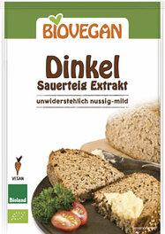 Biovegan Dinkel Sauerteig Extrakt 30g