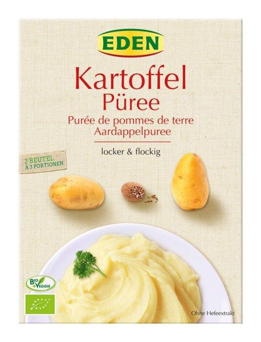 Kartoffelzubereitung