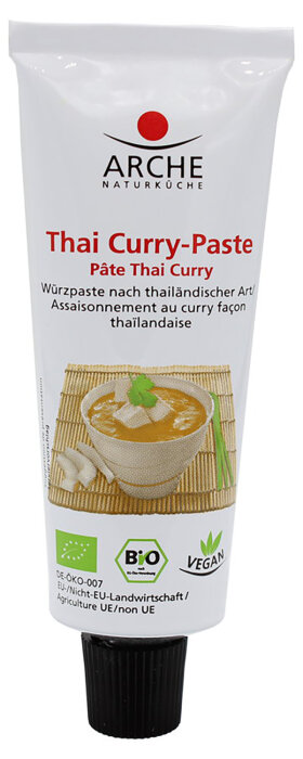 Arche Bio Thai Curry-Paste 50g