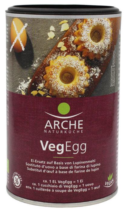 arche bio vegegg veganer ei ersatz 175g 5 99. Black Bedroom Furniture Sets. Home Design Ideas
