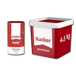 Xucker Premium Finnisches Xylit Zuckerersatz