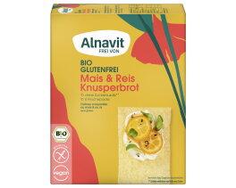 Alnavit Bio Mais & Reis Knusperbrot 150g