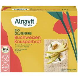 Alnavit Bio Knusperbrot Buchweizen 150g