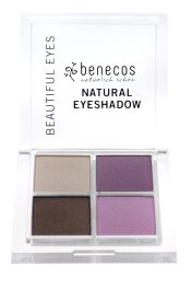 Benecos Natural Quattro Eyeshadow beautiful