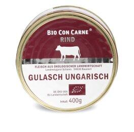Bio Con Carne Gulasch ungarisch 400g
