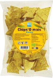Pural Bio Mais-Chips Natur 125g