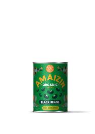 Amaizin Schwarze Bohnen 400g