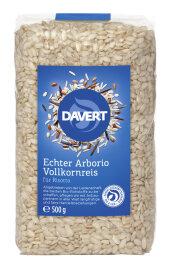 Davert Arborio Reis Vollkorn für Risotto 500g