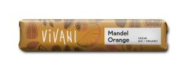 Vivani Mandel Orange mit Reisdrink 35g