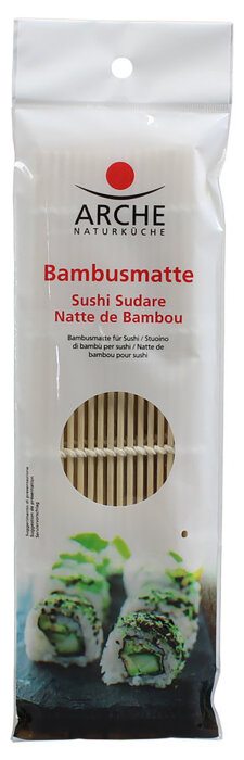 Arche Sushi Bambusmatte 3 49