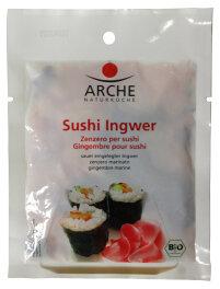 Arche Naturküche Sushi Ingwer 50g
