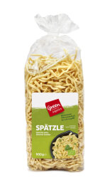 greenorganics Spätzle 500g