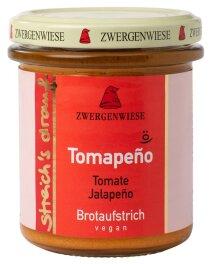 Zwergenwiese Bio Streichs drauf Tomapeno 160g