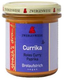 Zwergenwiese Bio Streichs drauf Currika 160g