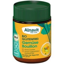 Alnavit Bio Gemüsebouuillon 165g