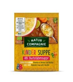 Natur Compagnie Buchstaben Suppe 50g