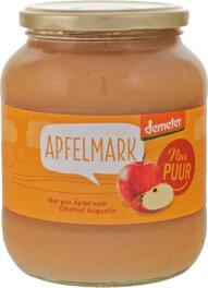 Nur Puur Apfelmark, aus Augustin Äpfeln 700g