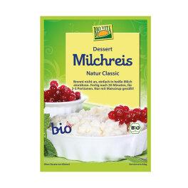 Biovita Milchreis Natur Classic Dessert 115g