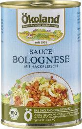 Ökoland Sauce Bolognese 400g