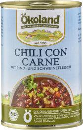 Ökoland Bio-Chili con Carne 400g