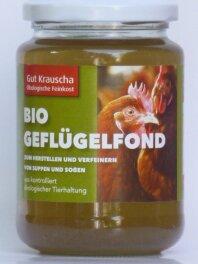 Gut Krauscha Geflügelfond Bio 320ml