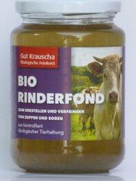 Gut Krauscha Rinderfond Bio 320ml