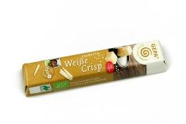 Gepa Fairetta Weiße Crisp Schokoladenriegel 45g Bio