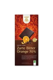 Gepa Zarte Bitter Orange 70% 100g Bio