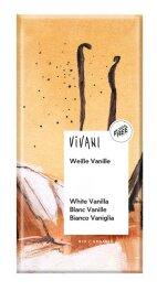 Vivani Weiße Vanille 80g
