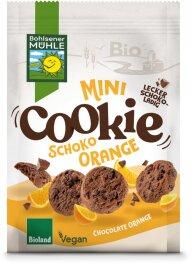 Bohlsener Mühle Mini-Cookie Schoko-Orange 125g Bio