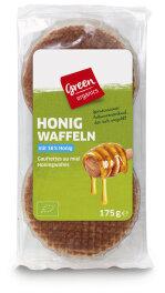 greenorganics Honigwaffeln 175g